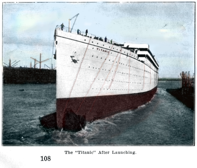 Rms Olympic: DECEPTION By RMS-OLYMPIC On DeviantArt