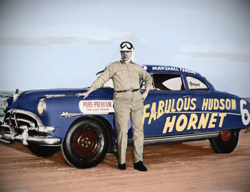 Marshall teague and the fabulous hudson hornet by rms olympic