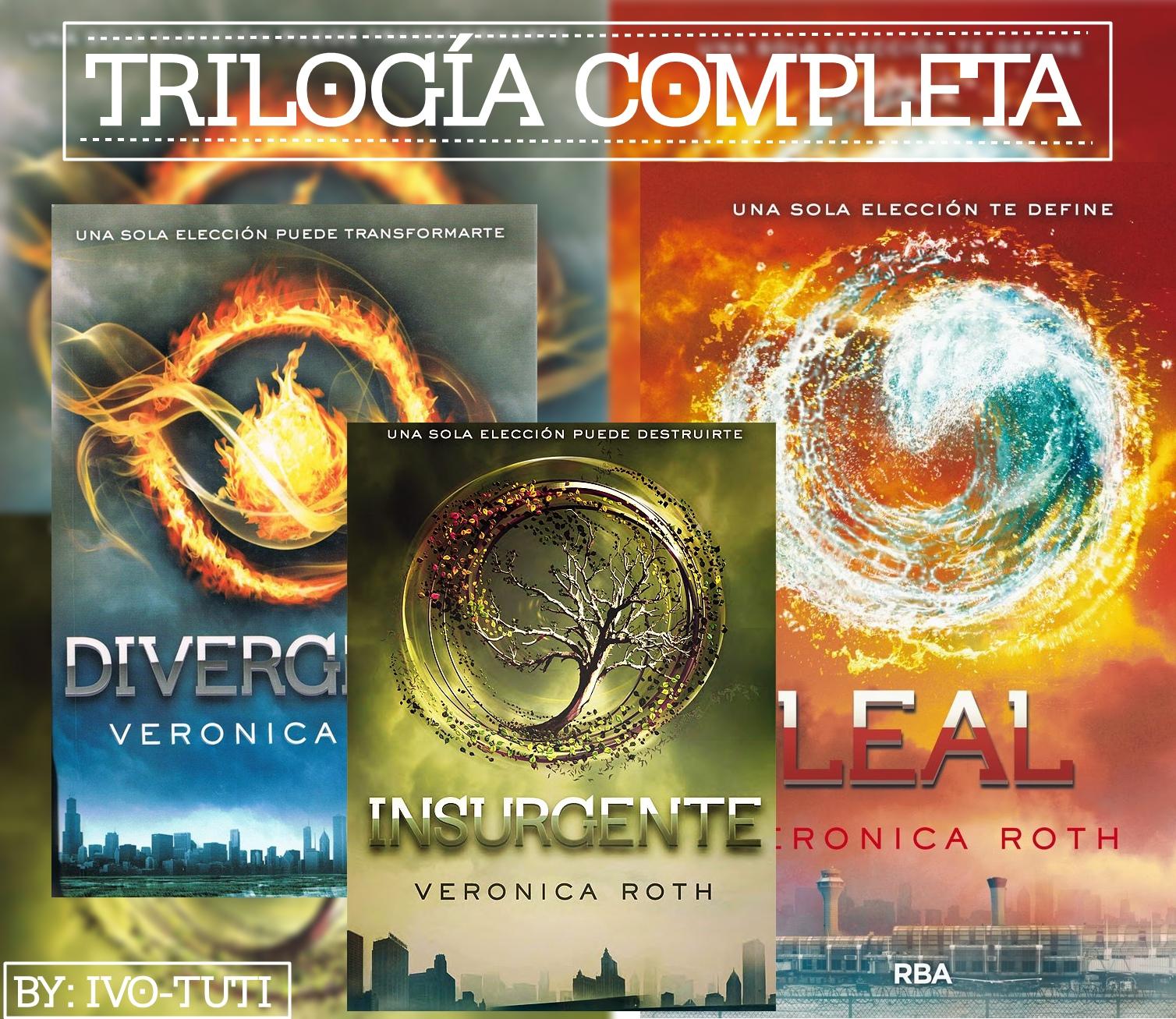 trilogia de divergente completa pdf veronica by ivo tuti