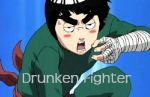 Rock Lee, drunken fist by NikkiSailormoon