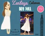 Doll Zendaya Coleman
