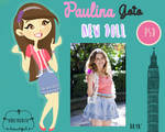 Paulina Goto Doll