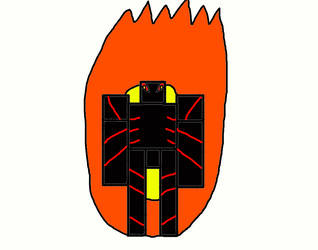 Minecraft Mob Ideas Combustor by Jesse220