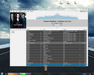 Brazook - A simple Foobar Theme by caiocalo