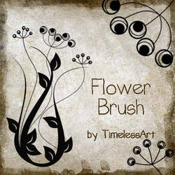Flower Brush