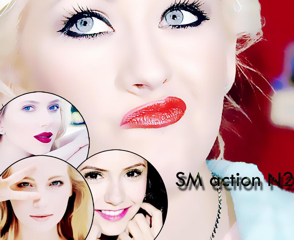 SM N2 action. by MelissaKafHumphrey
