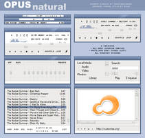 Opus Natural by frostedflames