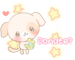 .:Donate puppy button:.