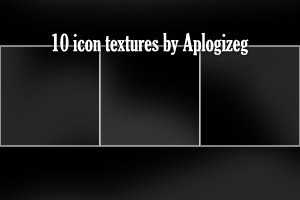 10 grungy icon textures by iksh