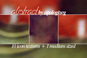 Abstract - icon textures by iksh