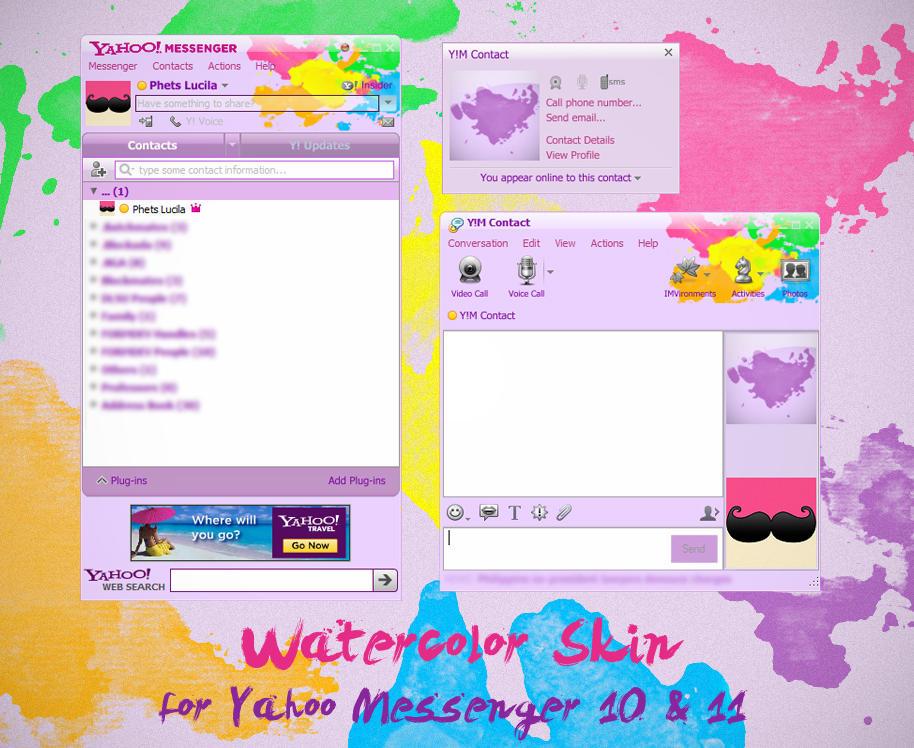 Yahoo Messenger - Download