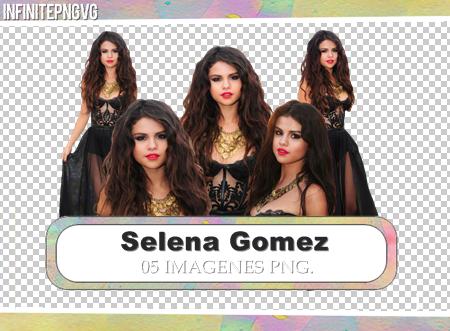 Pack PNG de Selena Gomez by INFINITEPNGvg