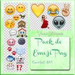 Emoji pack PNG