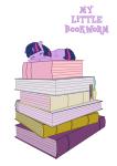 My little bookworm by RanmaSayo