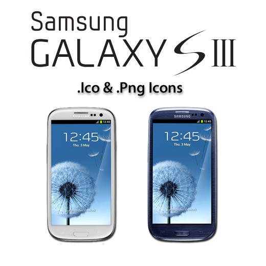 Samsung Galaxy s3 Icons by chrisnoakes