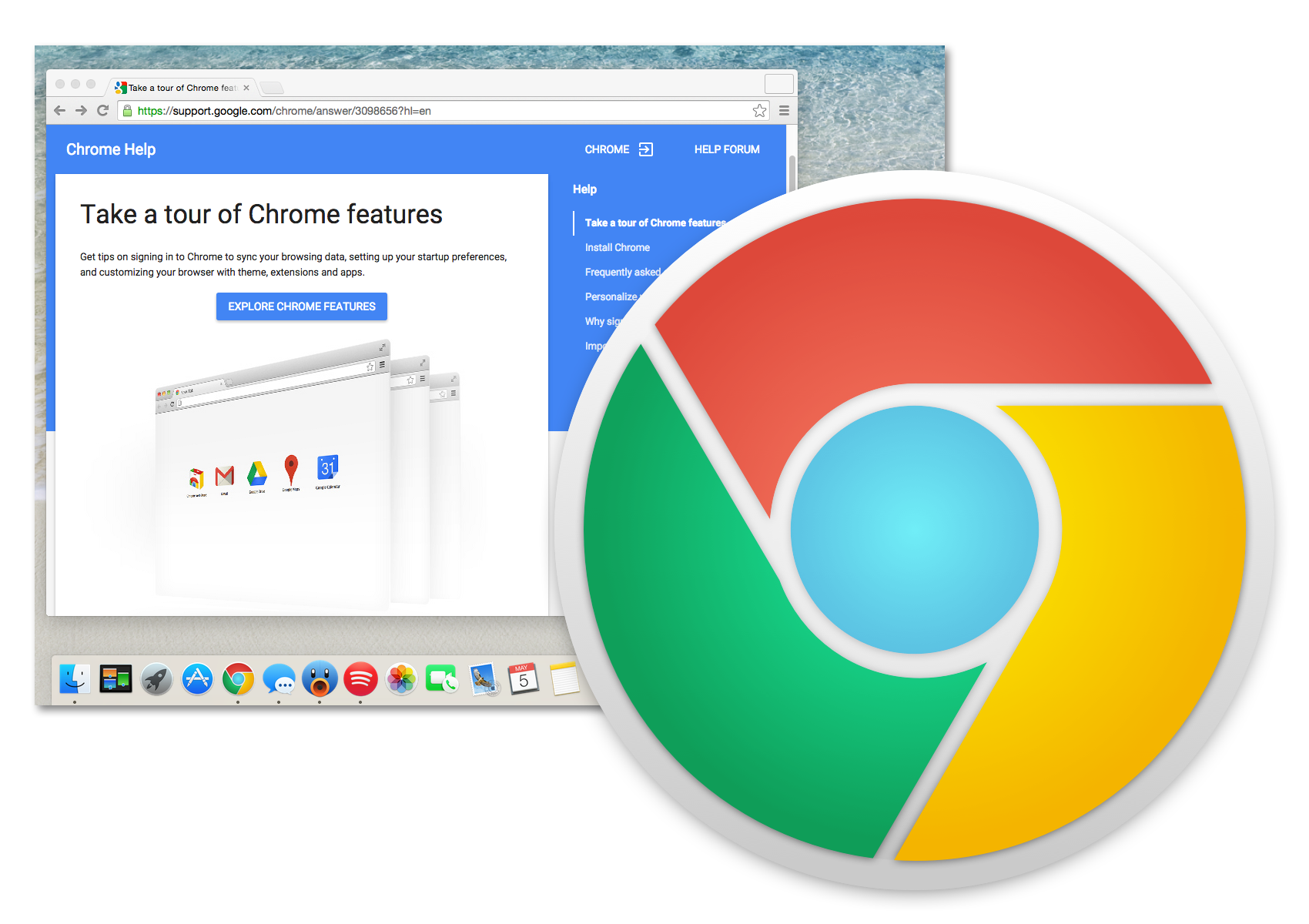 Google chrome themes yosemite -  Chrome For Yosemite Work In Progress By Aviatorgamer