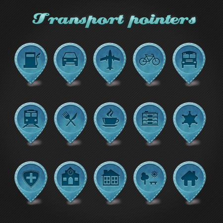 Transport pointers by kazu3106