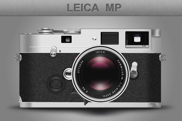 LEICA MP by kazu3106
