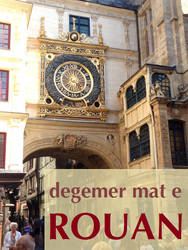 Welcome to Rouen - Degemer mat e Rouan - in Breton