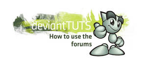 How to use the forums