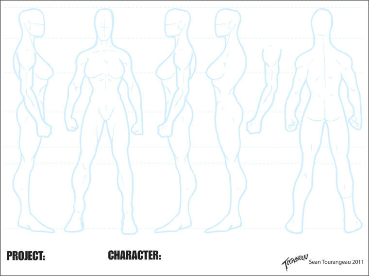 Character Design Outline : Images about orthographics charactersheets on