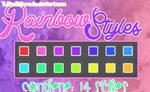 Rainbow Styles