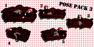 Pose Pack 3 [DL]