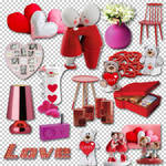 Mini Pack Png San Valentin