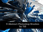 3D Abstarct Brushes