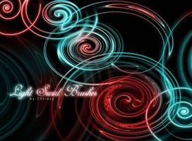 Light Swirls by Chrissy79