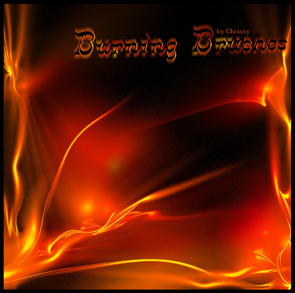 Burning Brushes by Chrissy79