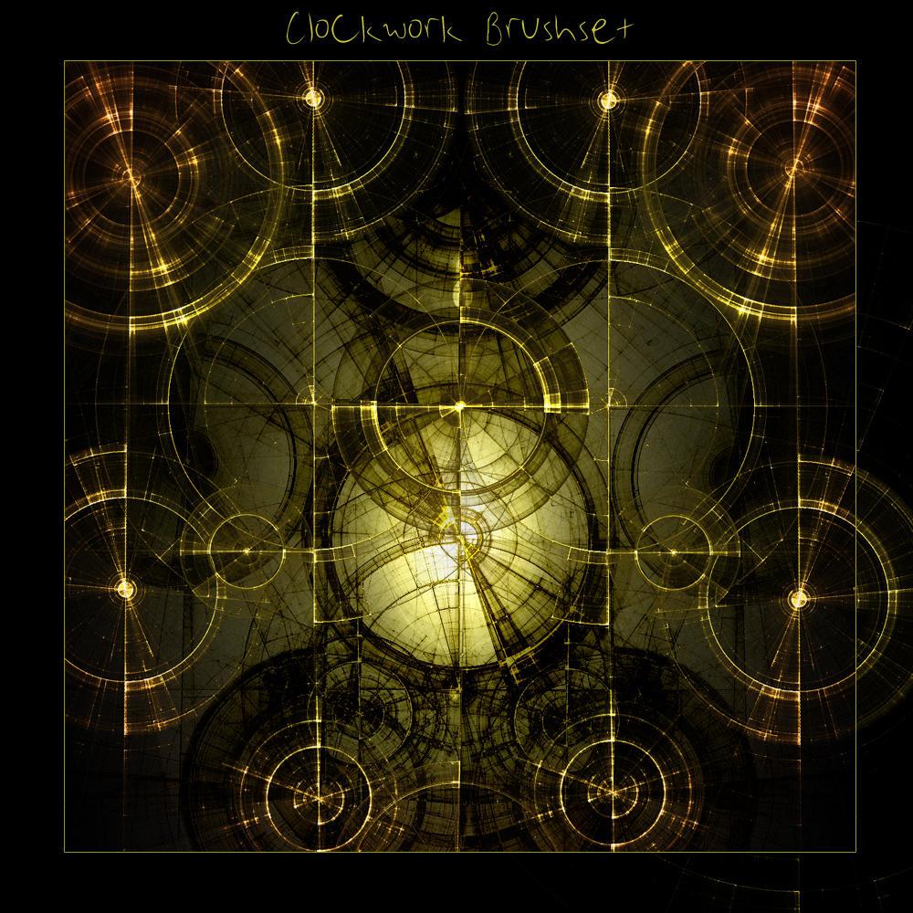 Clockwork Brushset by Chrissy79