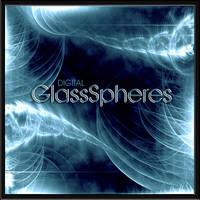 Digital Glass Sphere by Chrissy79