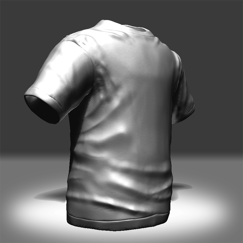Free 3D Tshirt Mockup by Sullyman on DeviantArt