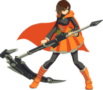 Ruby Rose Sprite Animation (May)