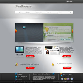 Yoursite by imediacreatives