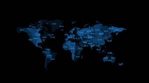 World Map Clock 0.2