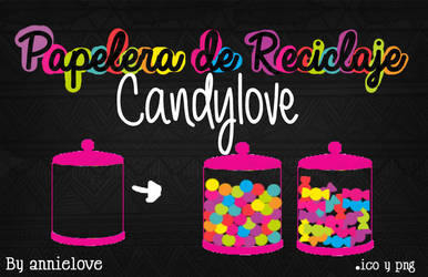 Papelera De Reciclaje By Annielove by Analaurasam