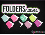 Folders New By Annielove