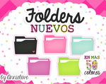Folders Nuevos 340 watchers  By Annielove