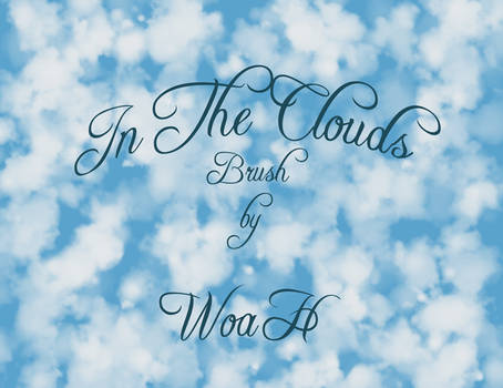 In The Clouds Brush
