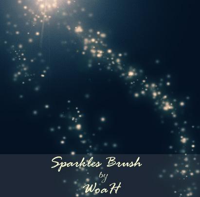 Sparkles Brush