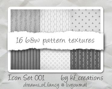 Icon textures set 001