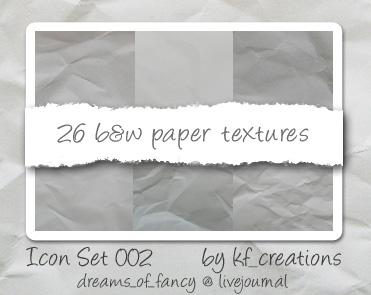 Icon textures set 002