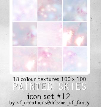 Icon texture set 012