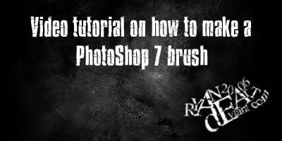 Video Tutorial - Brush Making by Ryan2006