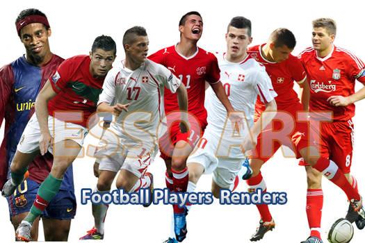 Football Renders Pack
