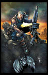 X-Men Cable/Stryfe - 11x17 Print