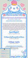 FREE JOURNAL SKIN: Cinnamoroll V.2