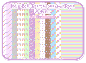 Fairy Kei Custom BG by CNM by Crystal-Moore